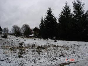 Le tre case al villaggio alto