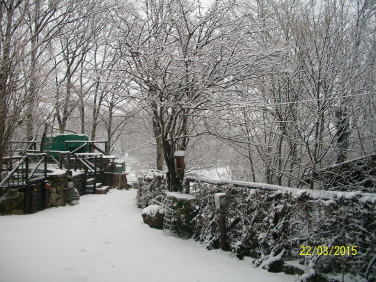 L'ultima neve.